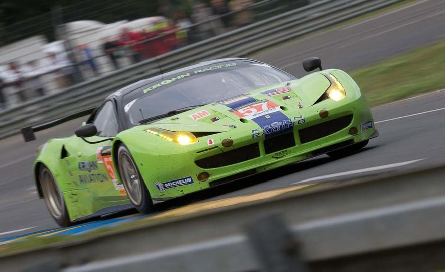 The 2013 24 Hours of Le Mans - Slide 126