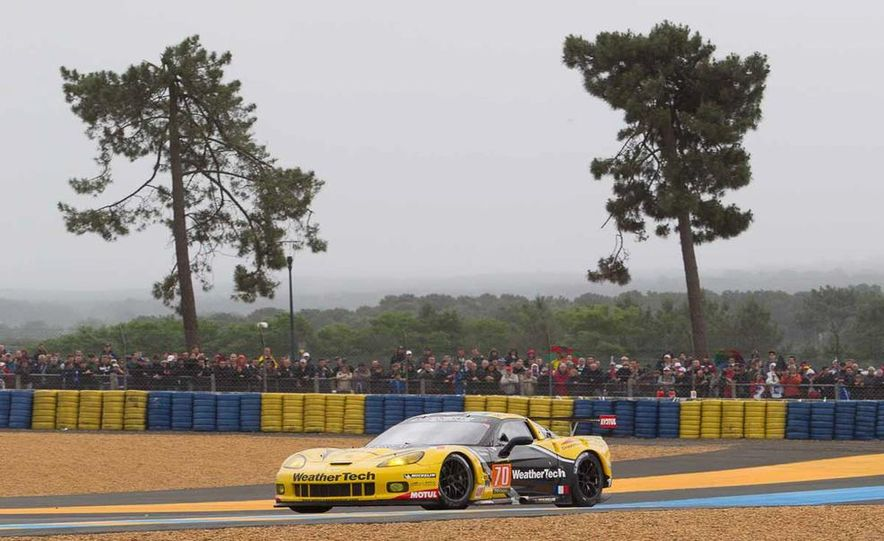 The 2013 24 Hours of Le Mans - Slide 135