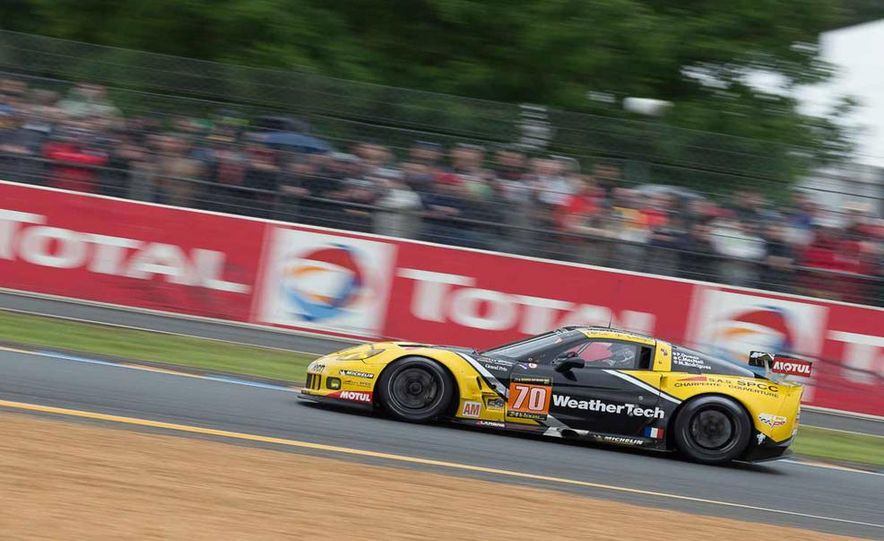 The 2013 24 Hours of Le Mans - Slide 136