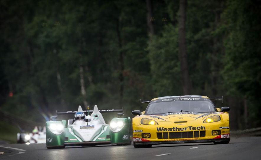 The 2013 24 Hours of Le Mans - Slide 144