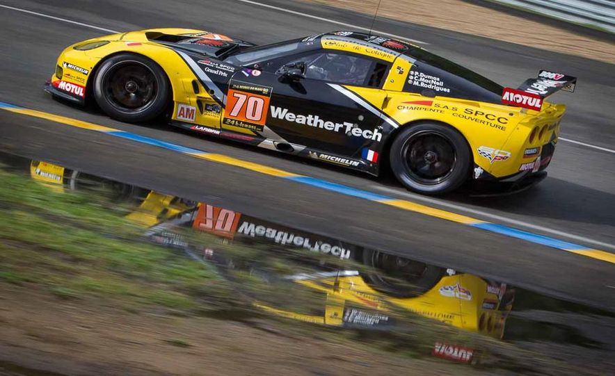 The 2013 24 Hours of Le Mans - Slide 145