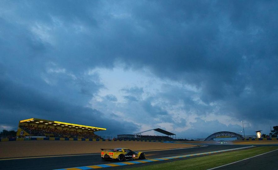 The 2013 24 Hours of Le Mans - Slide 148