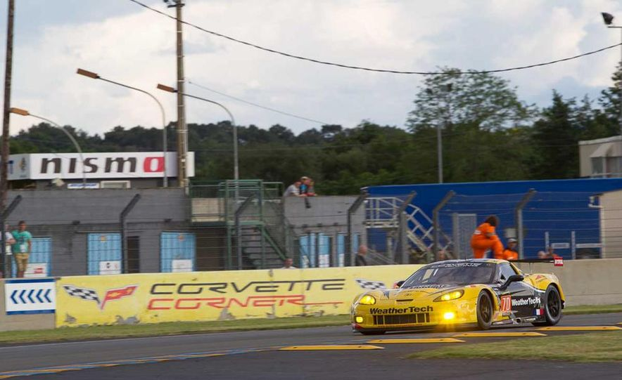 The 2013 24 Hours of Le Mans - Slide 150