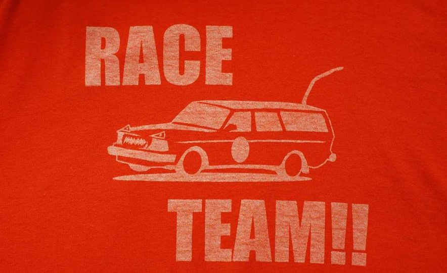 Five Years of Awesome Custom Team Shirts from 24 Hours of LeMons - Slide 8