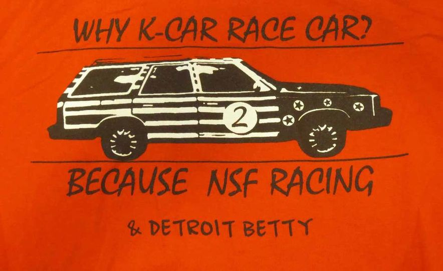 Five Years of Awesome Custom Team Shirts from 24 Hours of LeMons - Slide 18