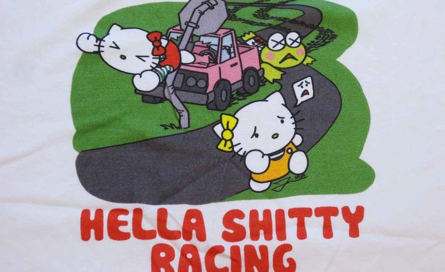 Five Years of Awesome Custom Team Shirts from 24 Hours of LeMons - Slide 22