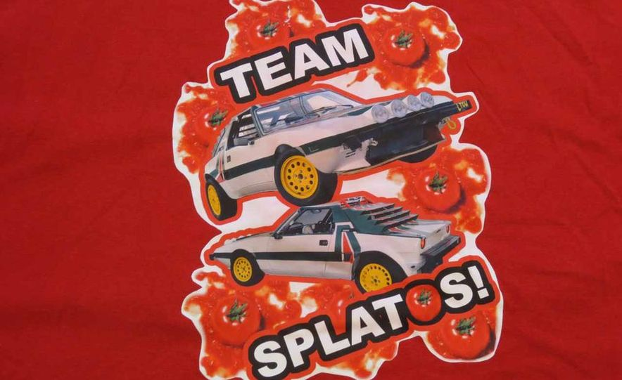 Five Years of Awesome Custom Team Shirts from 24 Hours of LeMons - Slide 27