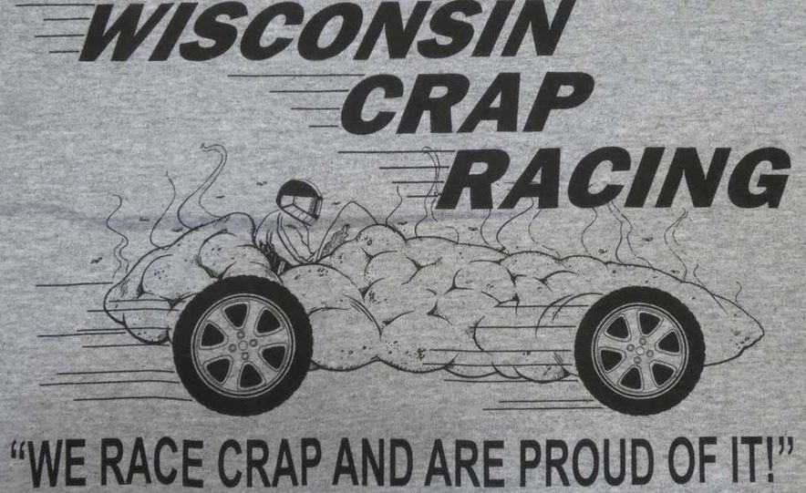 Five Years of Awesome Custom Team Shirts from 24 Hours of LeMons - Slide 38