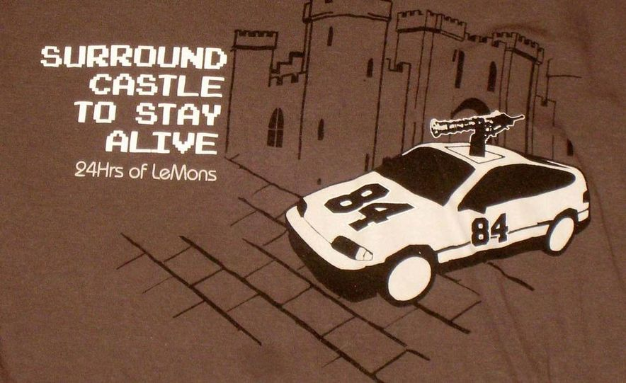 Five Years of Awesome Custom Team Shirts from 24 Hours of LeMons - Slide 55