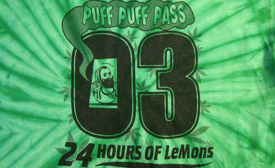 Five Years of Awesome Custom Team Shirts from 24 Hours of LeMons - Slide 57