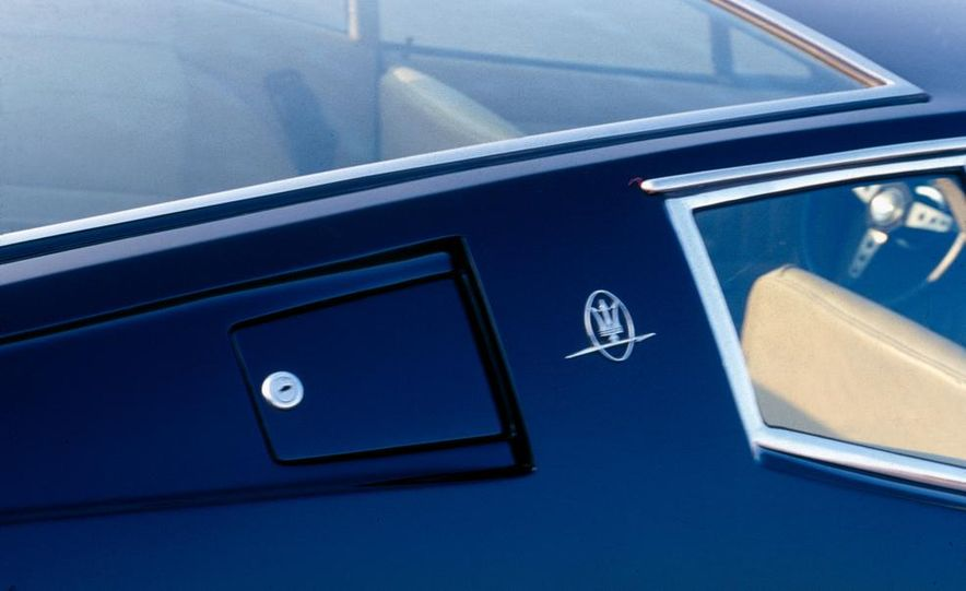 1967 Maserati Ghibli - Slide 8