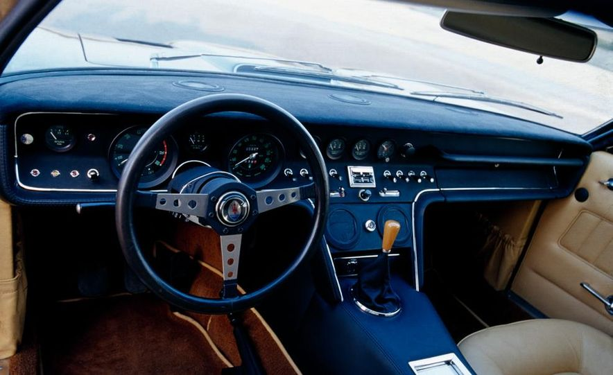 1967 Maserati Ghibli - Slide 9
