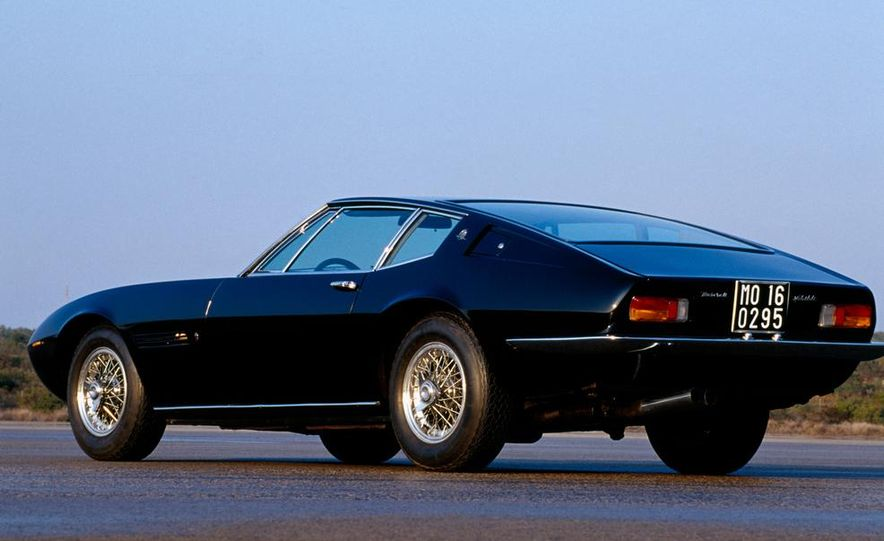 1967 Maserati Ghibli - Slide 1