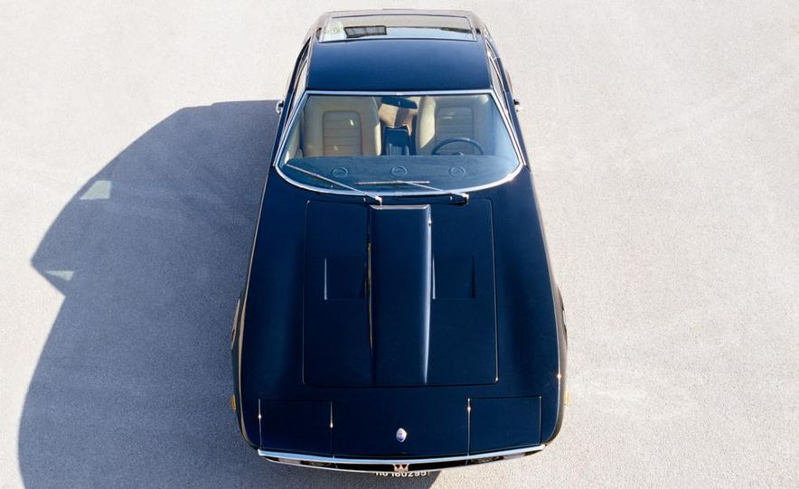 1967 Maserati Ghibli - Slide 5