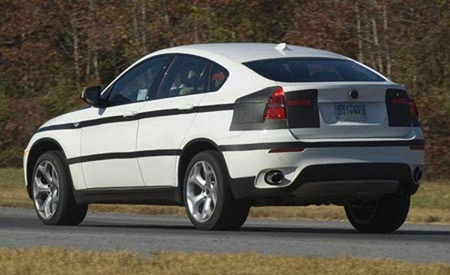 2009 BMW X6 - Slide 3