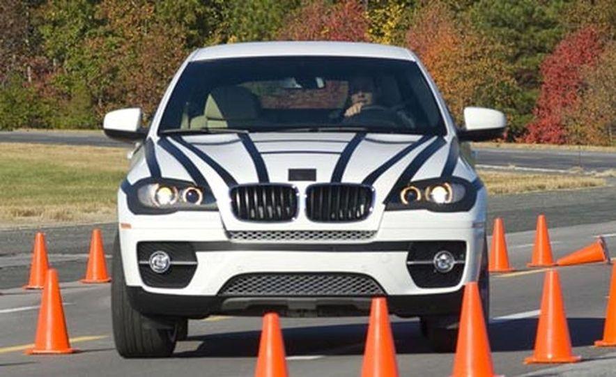 2009 BMW X6 - Slide 4