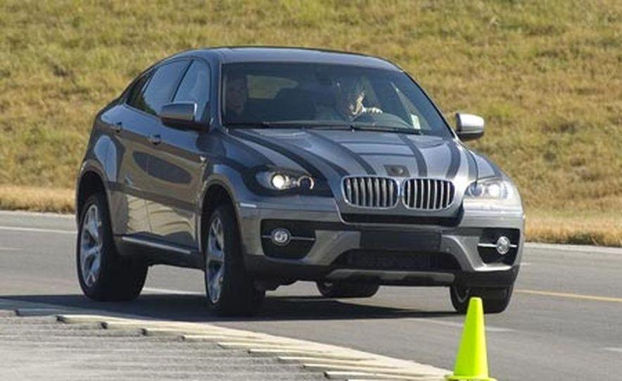 2009 BMW X6 - Slide 5