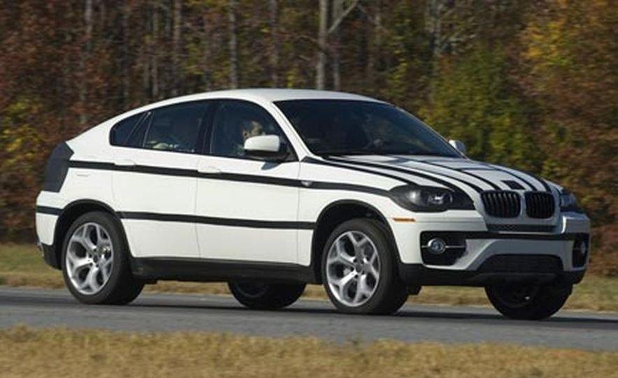 2009 BMW X6 - Slide 7