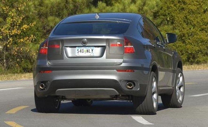 2009 BMW X6 - Slide 11