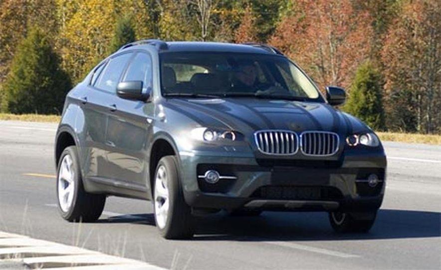 2009 BMW X6 - Slide 14