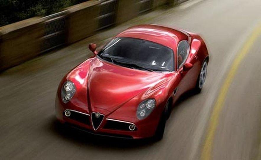 2009 Alfa Romeo 8C Competizione - Slide 5