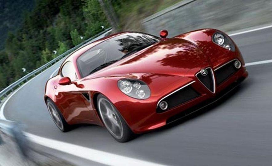 2009 Alfa Romeo 8C Competizione - Slide 6