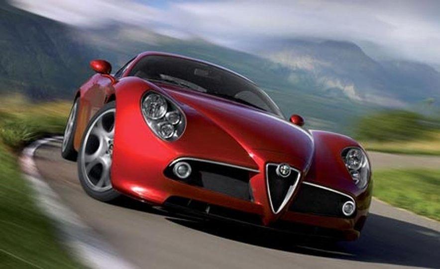 2009 Alfa Romeo 8C Competizione - Slide 7