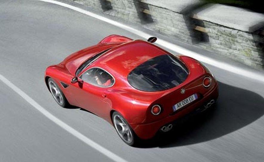 2009 Alfa Romeo 8C Competizione - Slide 8