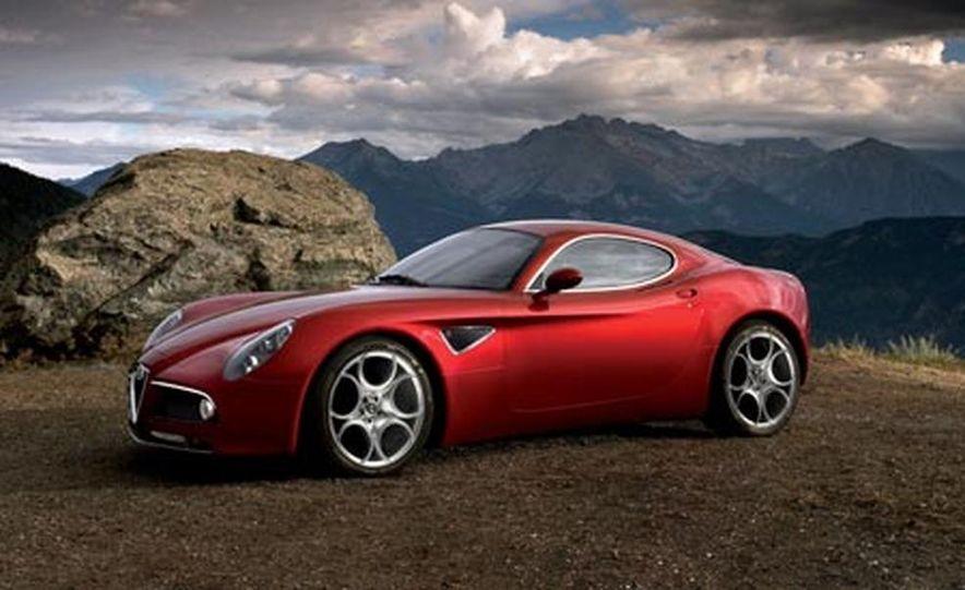 2009 Alfa Romeo 8C Competizione - Slide 10