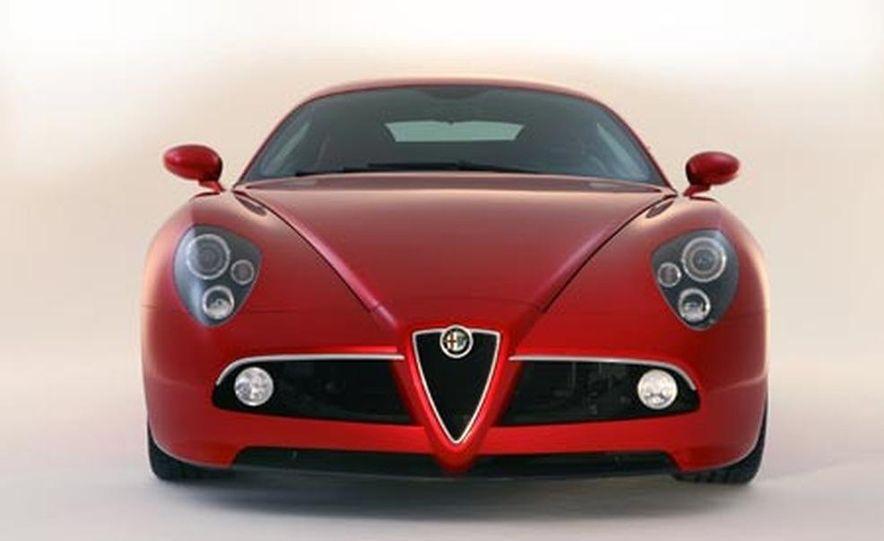 2009 Alfa Romeo 8C Competizione - Slide 11