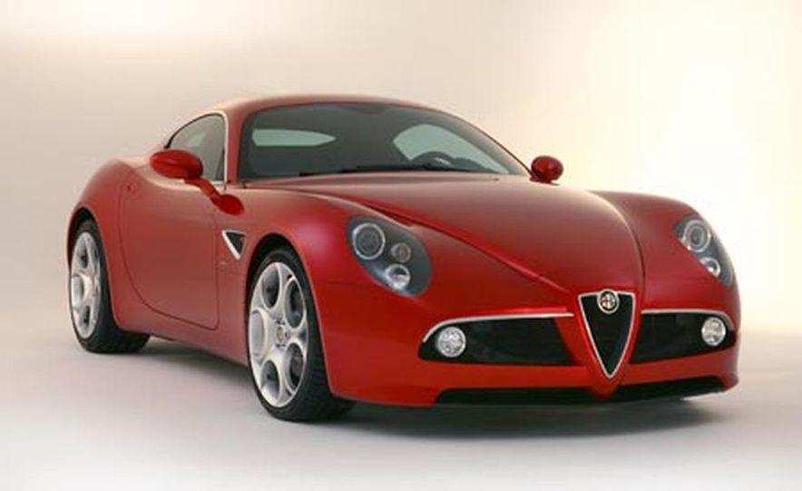 2009 Alfa Romeo 8C Competizione - Slide 12