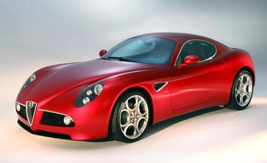 2009 Alfa Romeo 8C Competizione - Slide 13