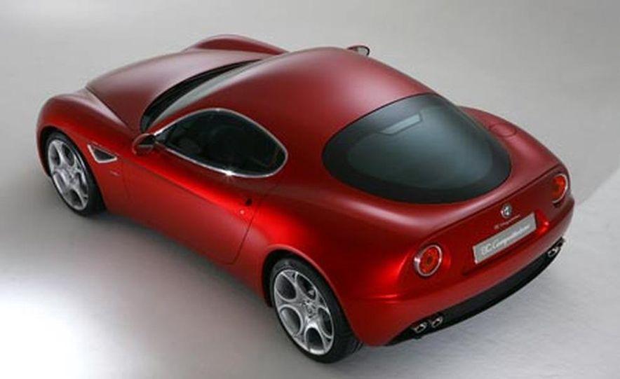 2009 Alfa Romeo 8C Competizione - Slide 15