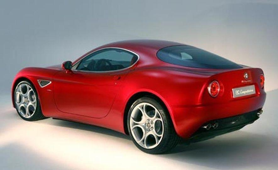 2009 Alfa Romeo 8C Competizione - Slide 16