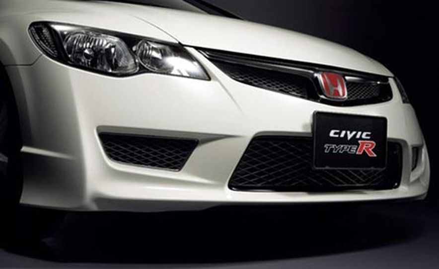 2008 Honda Civic Type R - Slide 3