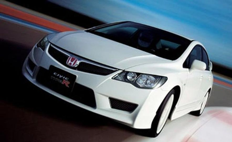 2008 Honda Civic Type R - Slide 5