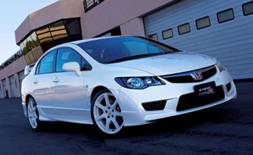 2008 Honda Civic Type R - Slide 7