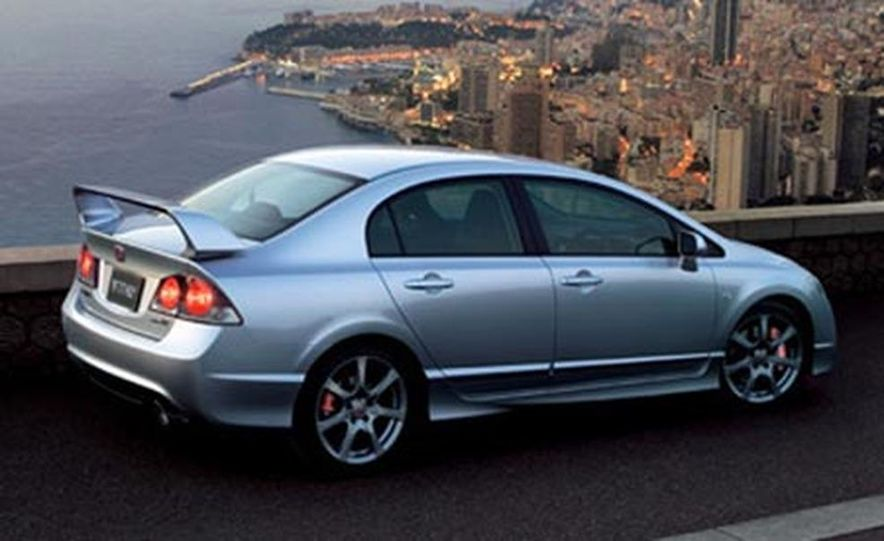 2008 Honda Civic Type R - Slide 9