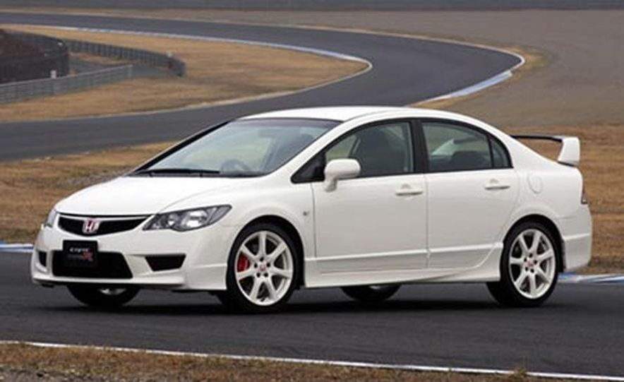 2008 Honda Civic Type R - Slide 10