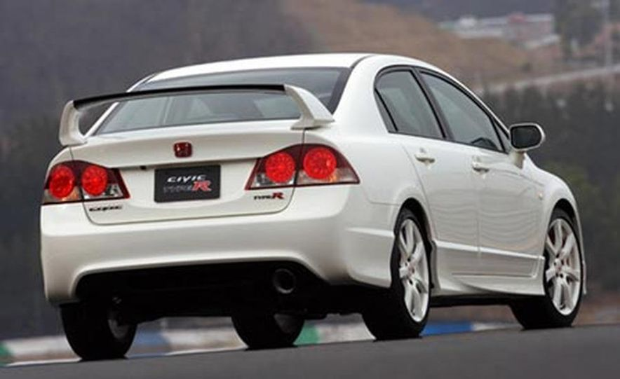 2008 Honda Civic Type R - Slide 12