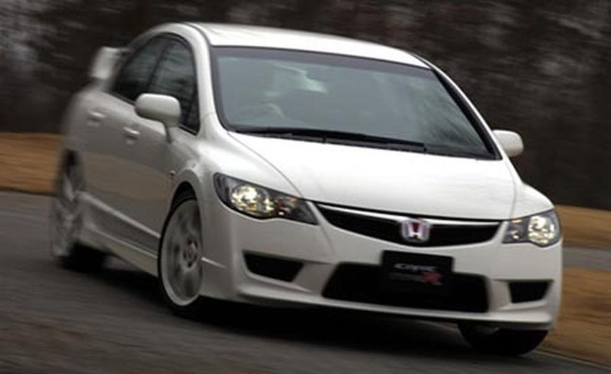 2008 Honda Civic Type R - Slide 14
