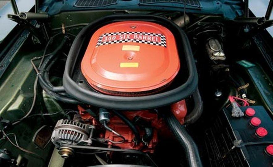 XV Dodge Challenger - Slide 15
