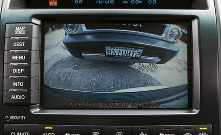 2008 Toyota Land Cruiser - Slide 12