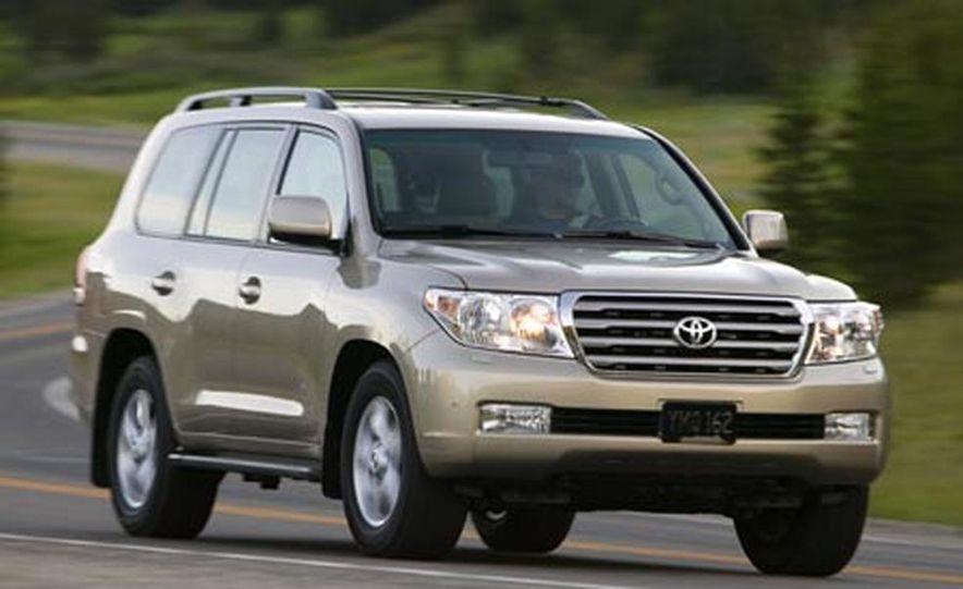 2008 Toyota Land Cruiser - Slide 8