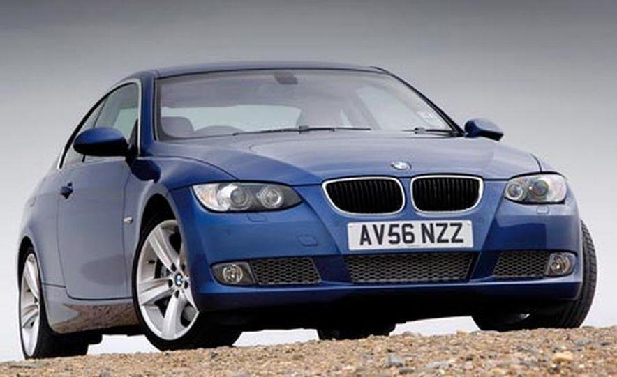2007 BMW 335d coupe - Slide 1