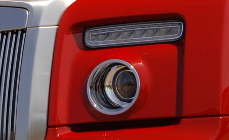 2008 Rolls-Royce Phantom Drophead Coupe - Slide 19