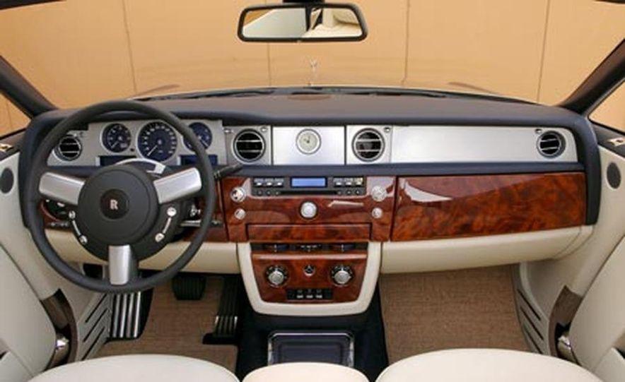 2008 Rolls-Royce Phantom Drophead Coupe - Slide 21