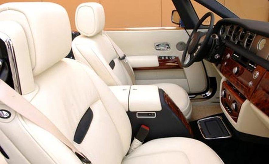 2008 Rolls-Royce Phantom Drophead Coupe - Slide 22