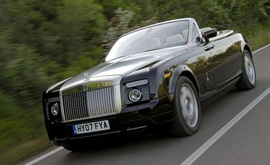 2008 Rolls-Royce Phantom Drophead Coupe - Slide 1