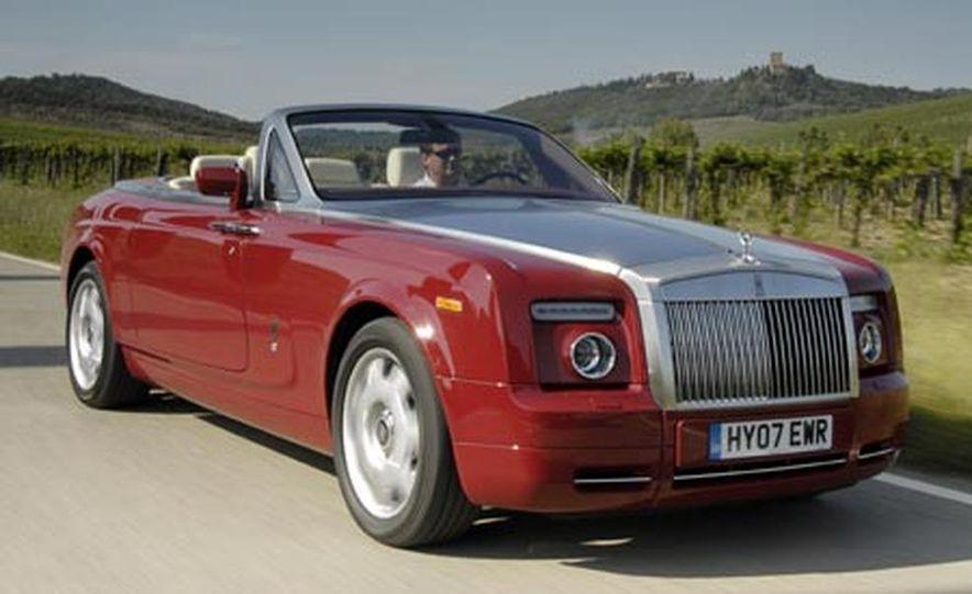 2008 Rolls-Royce Phantom Drophead Coupe - Slide 2